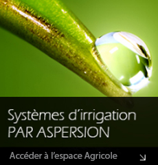 Systeme d irrigation